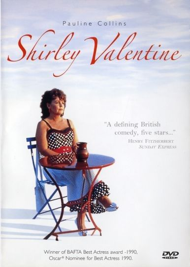 Shirley Valentine Dvd Valentines Movies Shirley Valentine Best English Movies