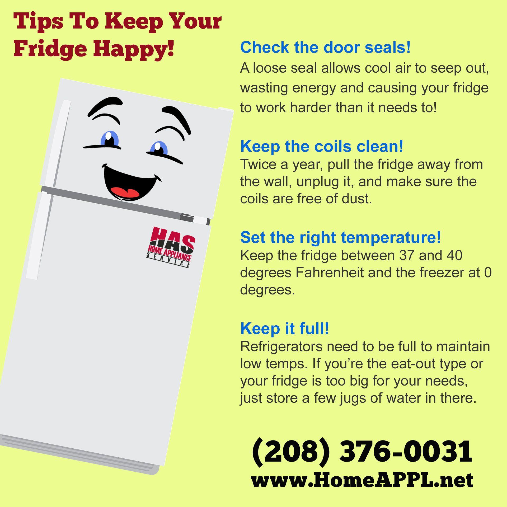 Keep Your Fridge Happy Door Seals Happy Work Hard