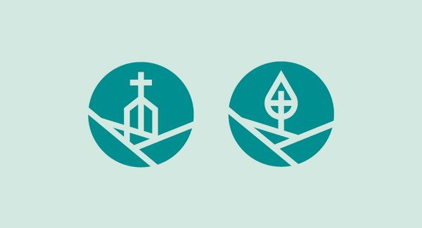 45 Amazing Church Logos for Design Inspiration in 2020 - DesignSeer