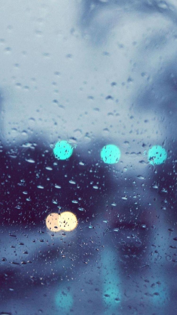 IPhone 6 Rain Wallpapers HD Desktop Backgrounds 750x1334 Images