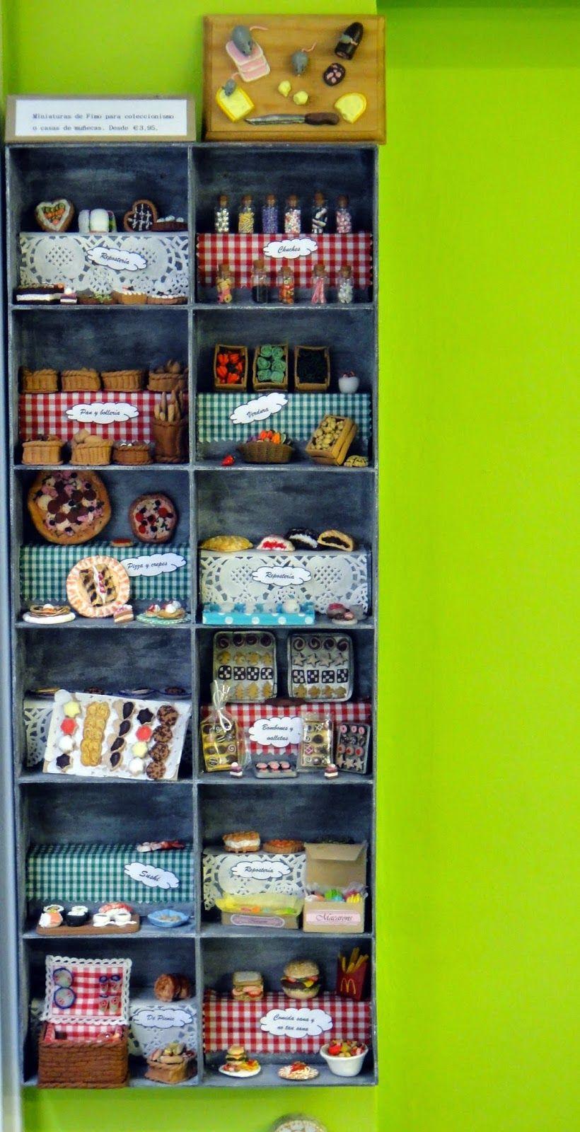 Misueño Manualidades: Estantería de cartón reciclado DIY para ...