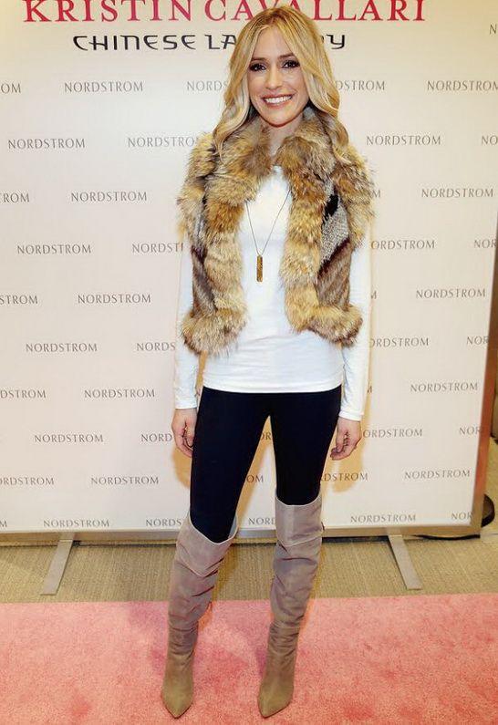 Chineselaundry Kristin Cavallari Cassie Suede Thigh High Boot As