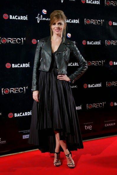 Manuela Velasco in Christian Dior