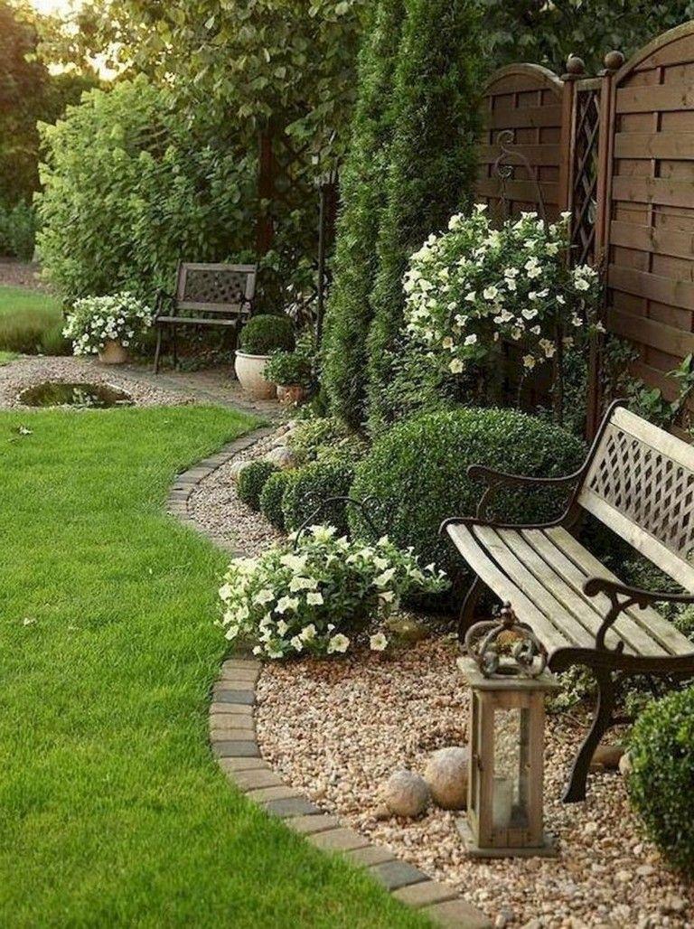 45 Cozy Garden Landscape Designs Gardening Gardendesign Gardenideas