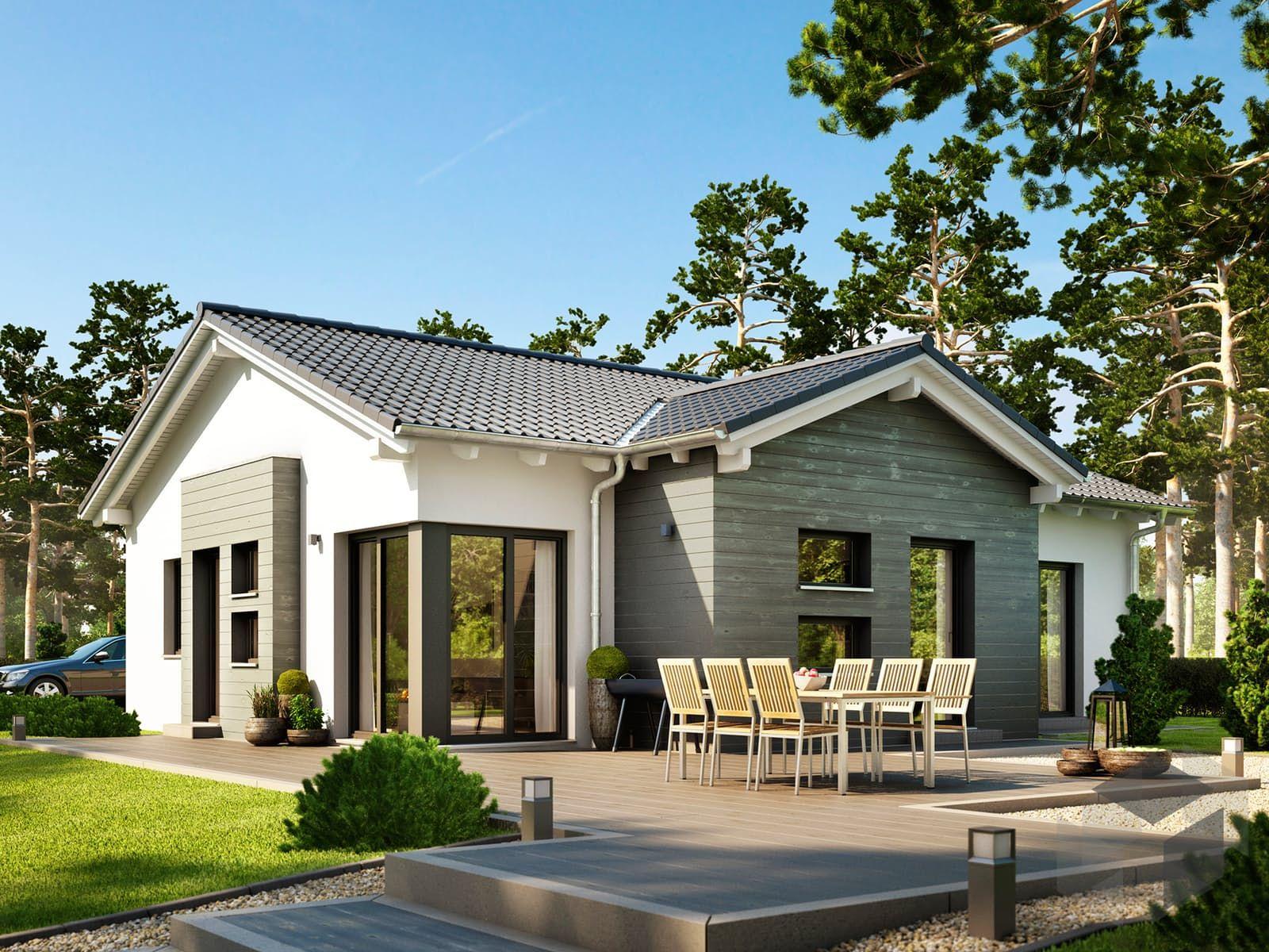 solution 87 v2 von living haus hausbauanbieter vergleichen. Black Bedroom Furniture Sets. Home Design Ideas