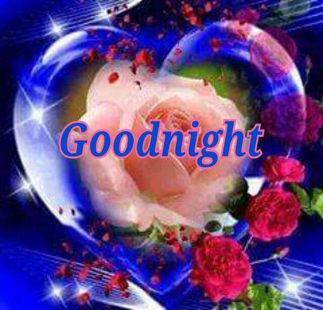 Goodnight Good Night Heart Love Good Night Sweet Dreams