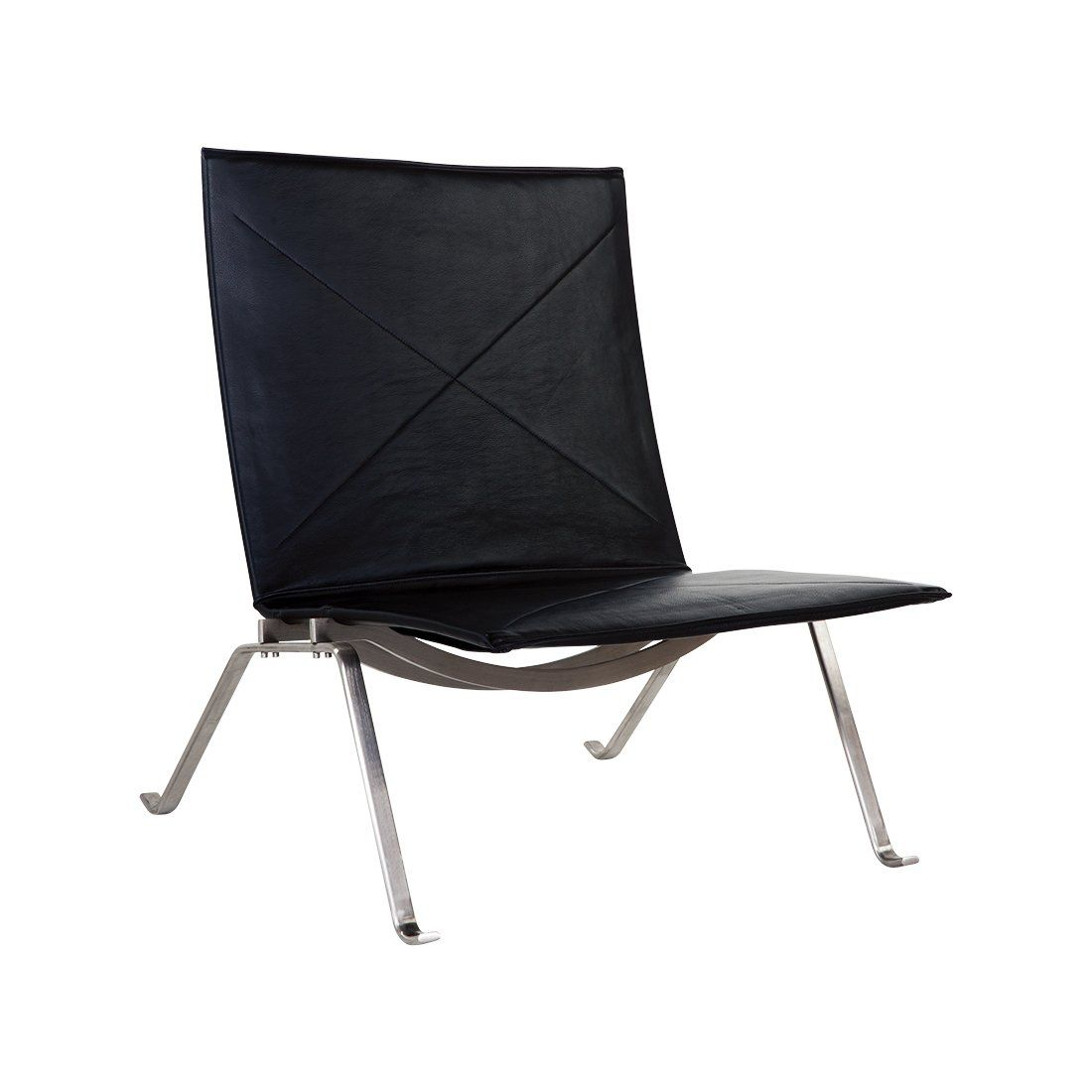 Mid Century Modern Reproduction Pk22 Black Inspired By Poul