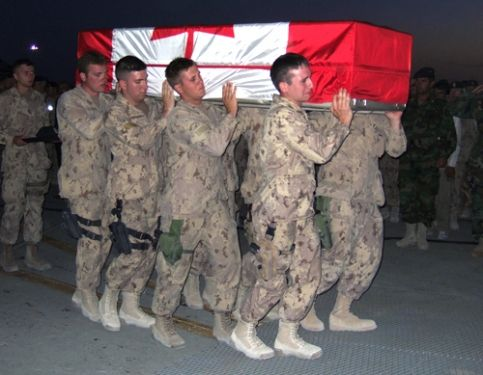 Canadian Troops in Afghanistan?