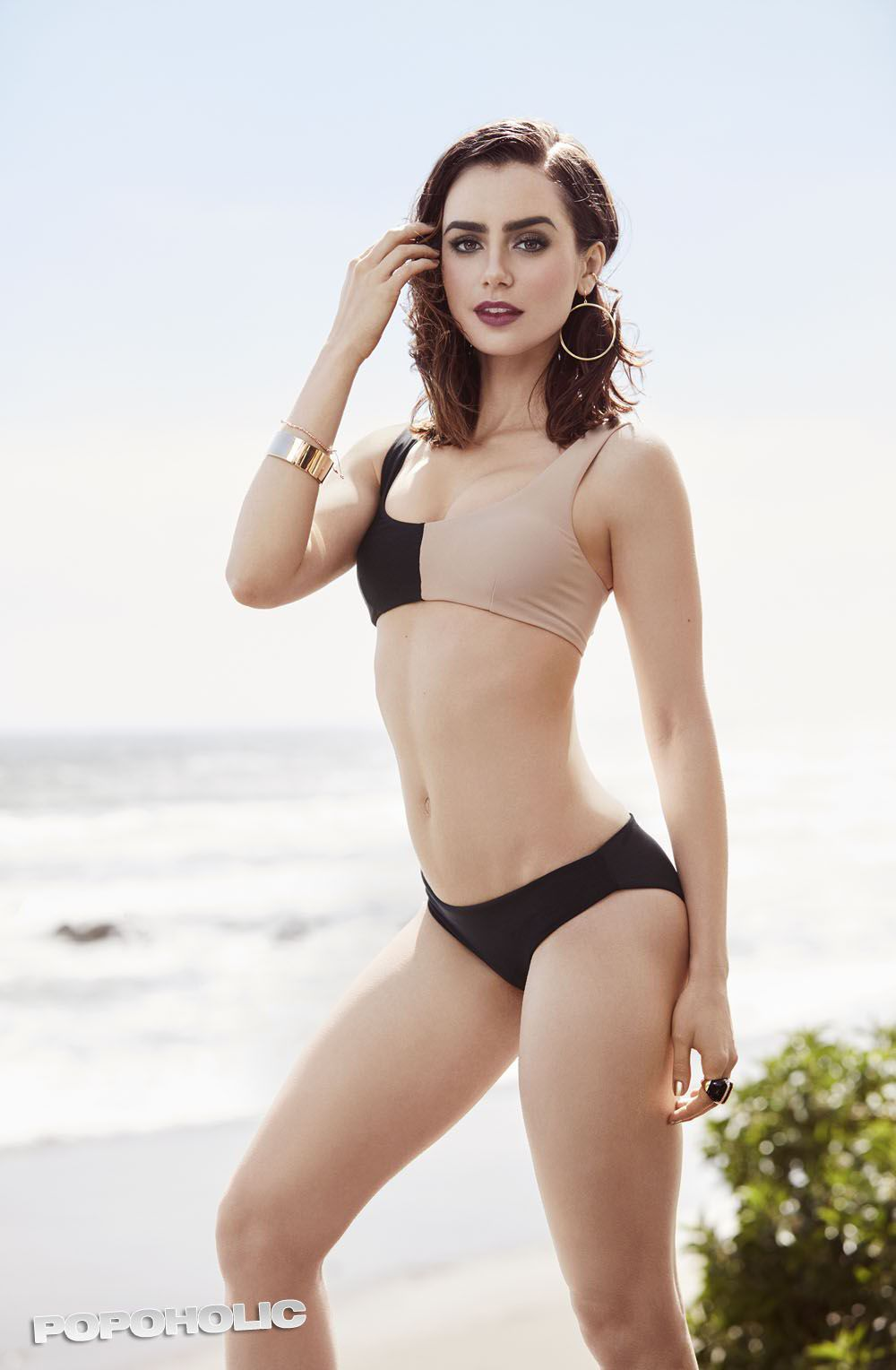 Lily Collins   Sexy   Pinterest