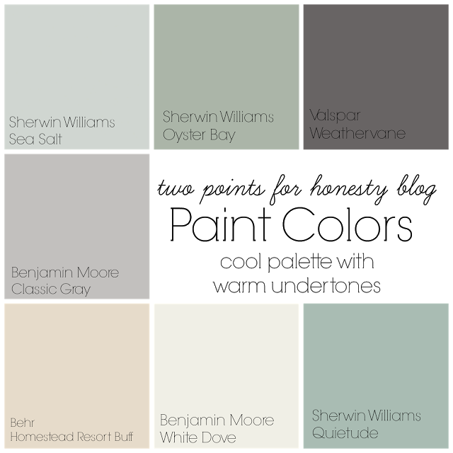 Sea Salt Sherwin Williams Oyster Bay   Google Search · Interior House ColorsInterior  PaintPaint PalettesHouse ...