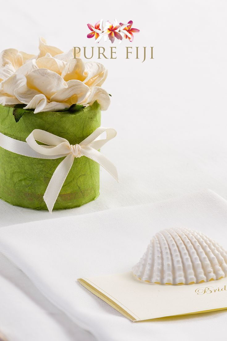 Pure Fiji wedding gifts for guests and unique favors | Luxurious ...
