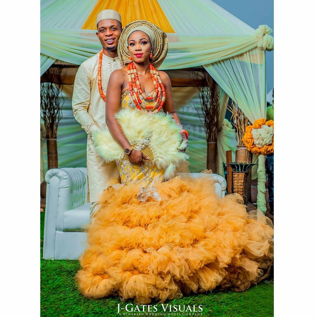 Yoruba traditional wedding decorations  Traditional wedding attires are magnificent outfits that makes a