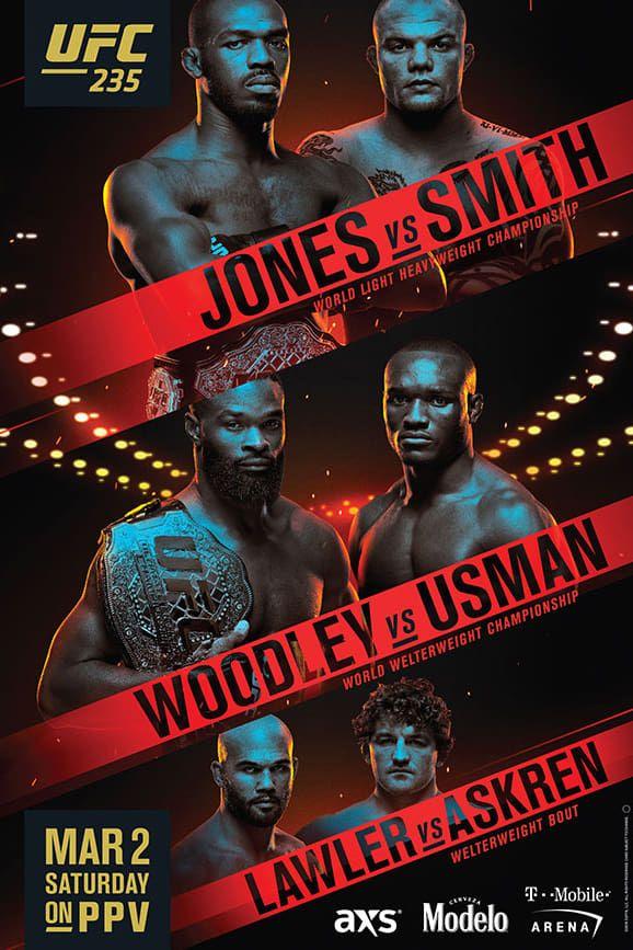 UFC 235: Jones vs. Smith Check More Xmovies8 Videos at ...