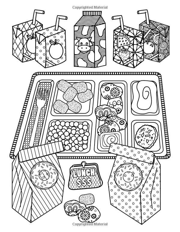 The Amazing Emoji School Coloring Book 24 Page Coloring Book Dani Kates 9781535420587 Amazon Com B Emoji Coloring Pages Coloring Books Food Coloring Pages