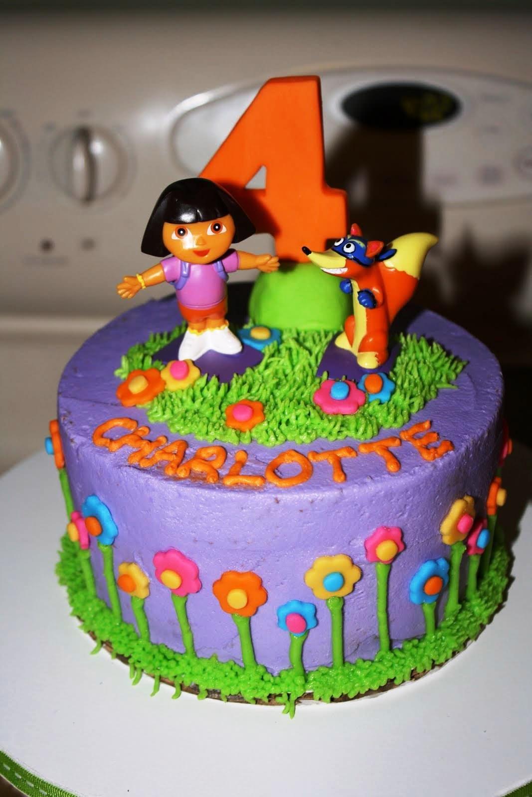 Dora Birthday Cake Images Dorcas jambo Pinterest Dora birthday