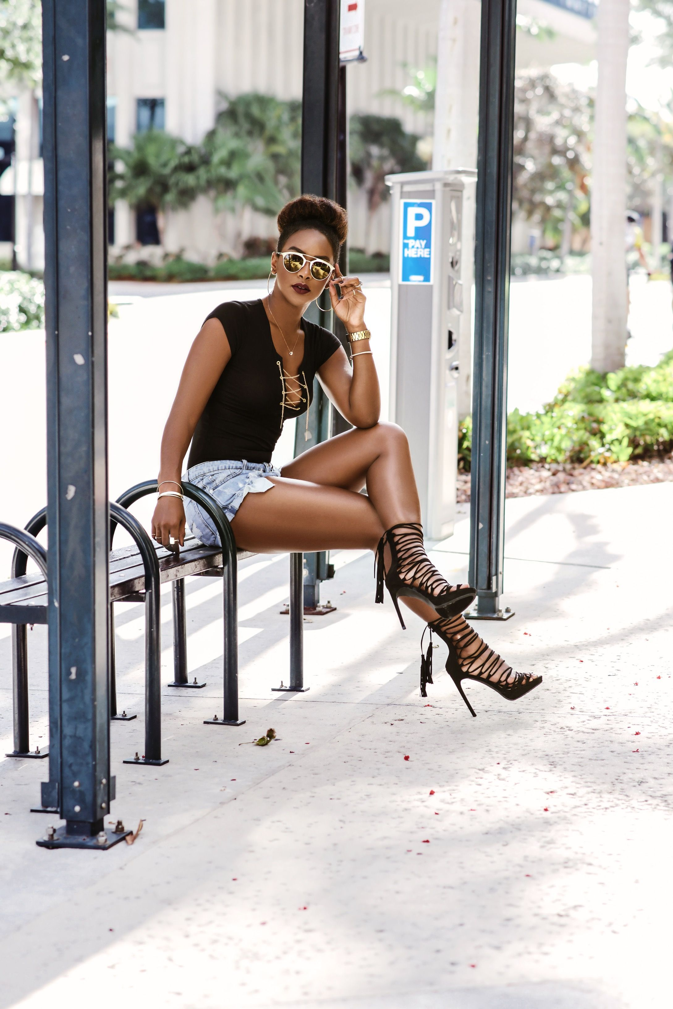 7776aee243c Fashion Bombshell of the Day  Brittany from Miami – Fashion Bomb Daily  Style Magazine  Celebrity Fashion