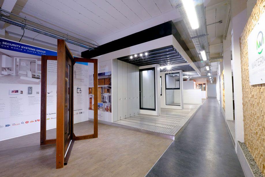 Sky House Windows Showroom Amersham Design Center Showroom