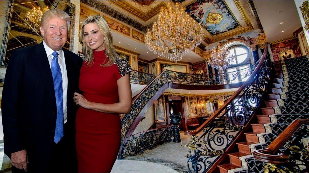 Ivanka Trump Presidentdaughter Lifestyle House Ivanka Brandfamily