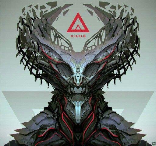 Cyber Diablo by Lennart Verhoeff
