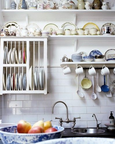 .kitchen | shelves  #love #decor #jumblzar