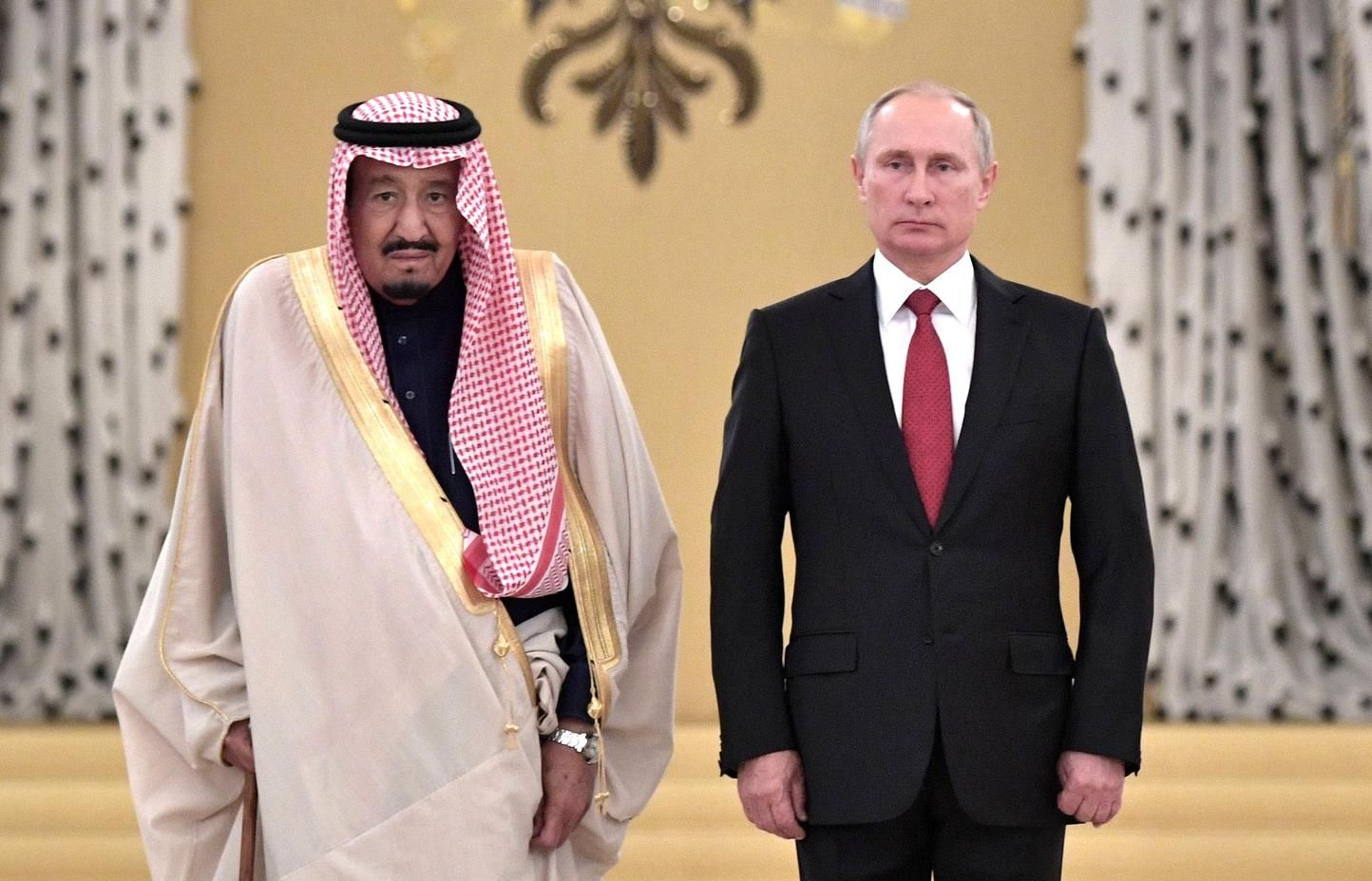 What S Behind The Saudi King S Historic Visit To Russia Op Ed Russia Saudi Arabia Historical