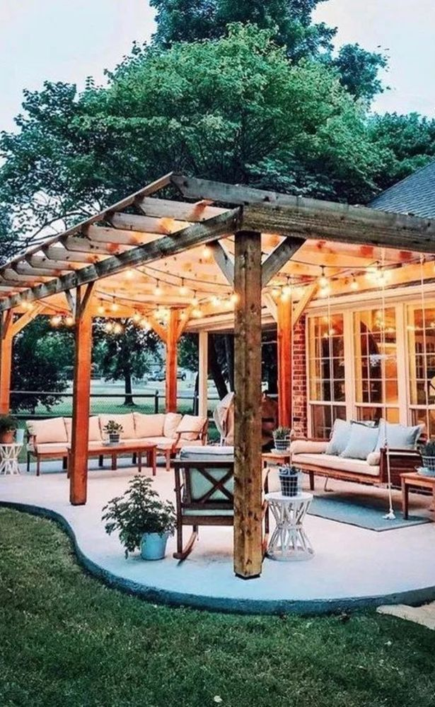 62 Best Patio Furniture And Ideas Images In 2020 Part 55 Patio Design Backyard Patio Designs Backyard Patio