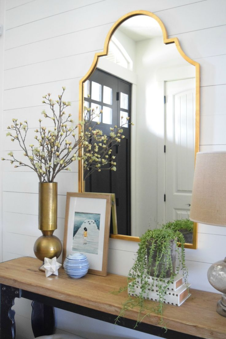 Entry console easy idea also friday favorites starts with ideas home foyer pinterest rh
