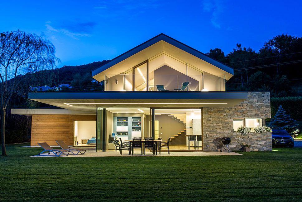 Guarda il servizio fotografico della nuova realizzazione for Idee per casa nuova