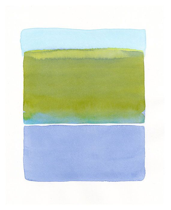 malissa ryder  Here is an original watercolor painting from a series I've been making. In this one, I was trying to keep the shapes distinct and the colors precise. I was inspired by tide pools and the colors of the coastal salt marsh. Enjoy!