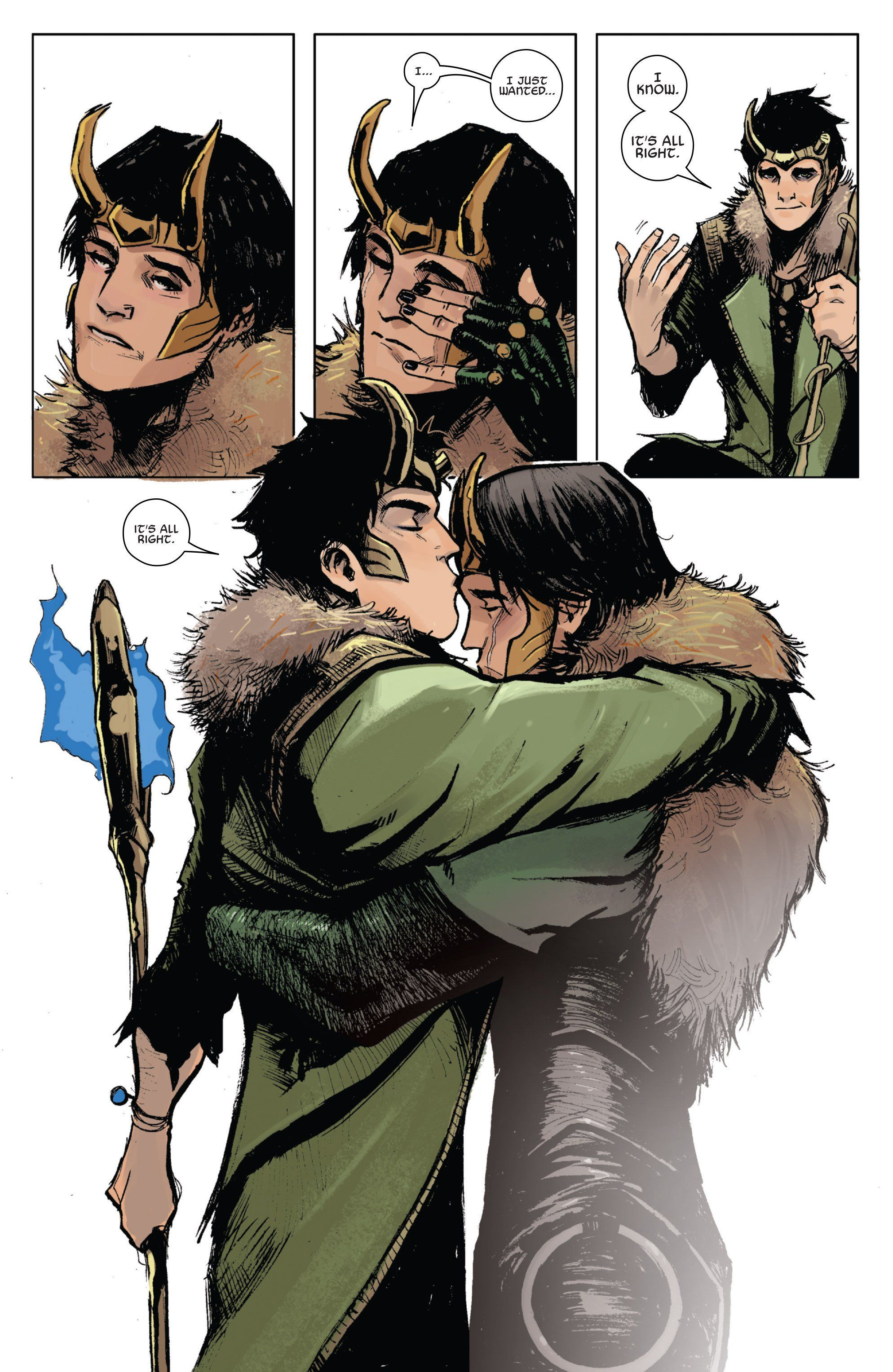 Loki - Agent of Asgard 17 Page 16 | Lady loki, Loki fanart ...