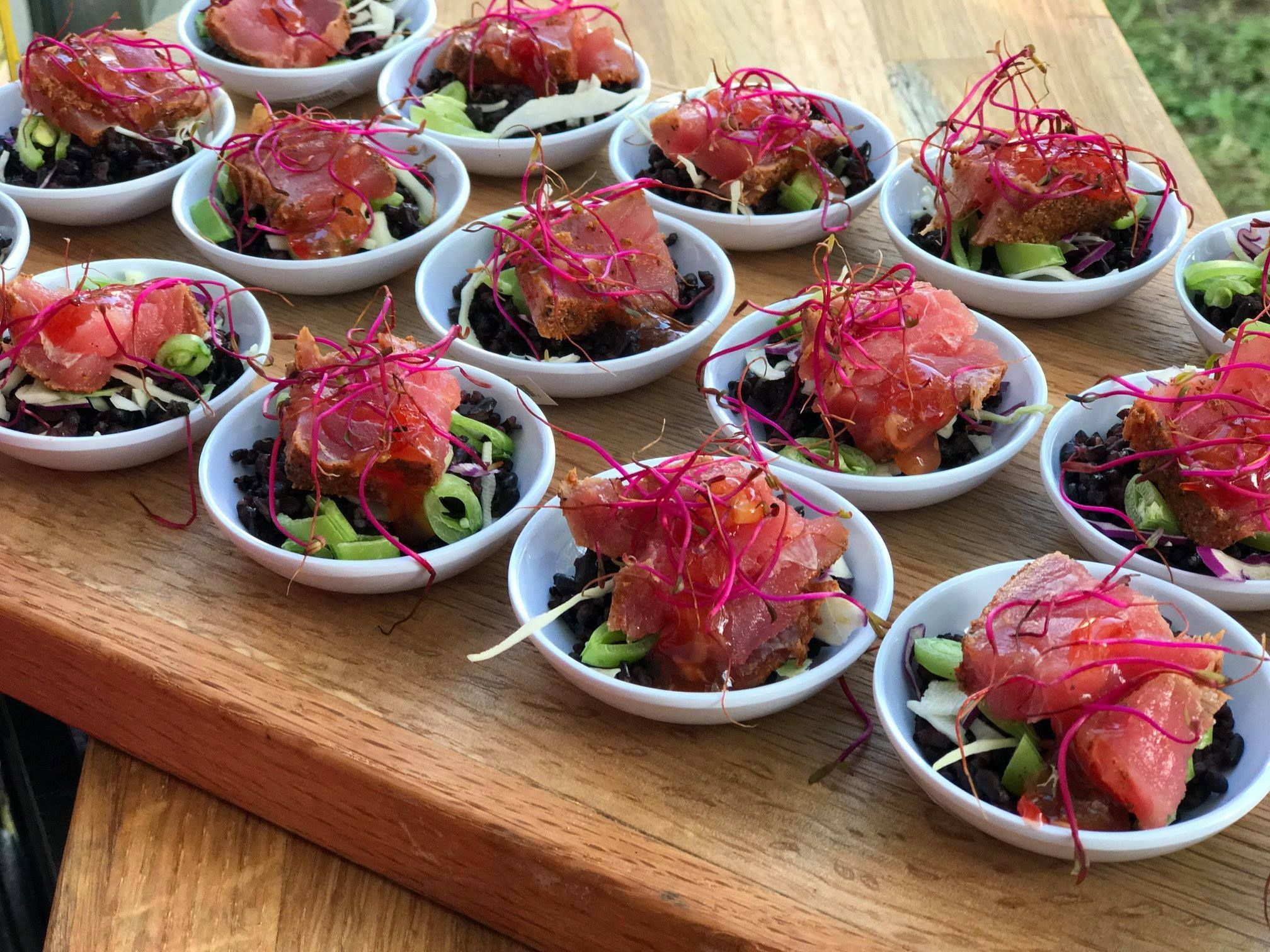 Wedding Food Ideas Wedding Catering Tampa Catering Elegant Wedding Dishes Plated Foo Food Truck Catering Food Truck Wedding Wedding Food Truck Catering