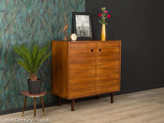 60er schuhschrank 50er kommode vintage vintage. Black Bedroom Furniture Sets. Home Design Ideas
