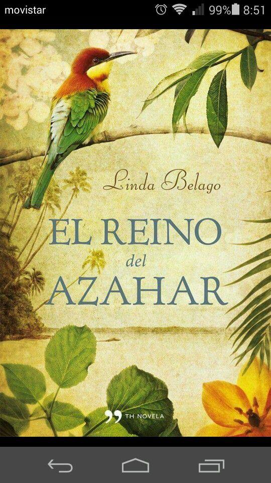 El Reino del Azahar de Linda Belago