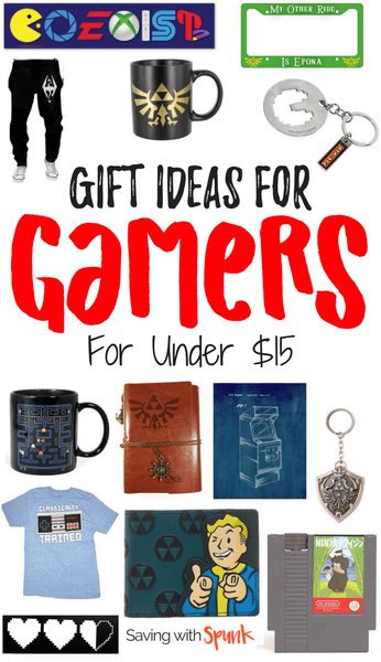 Best Gifts For Gamers Especially Zelda Lovers Under 15