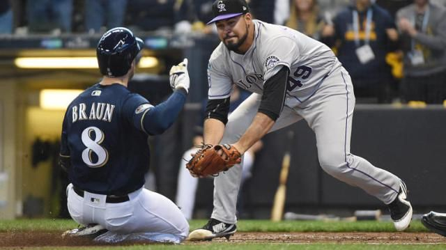 Watch Rockies vs. Brewers NLDS Game 1 MLB playoffs