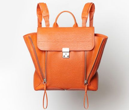 Luxe Backpacks You Won't Be Ashamed to Wear