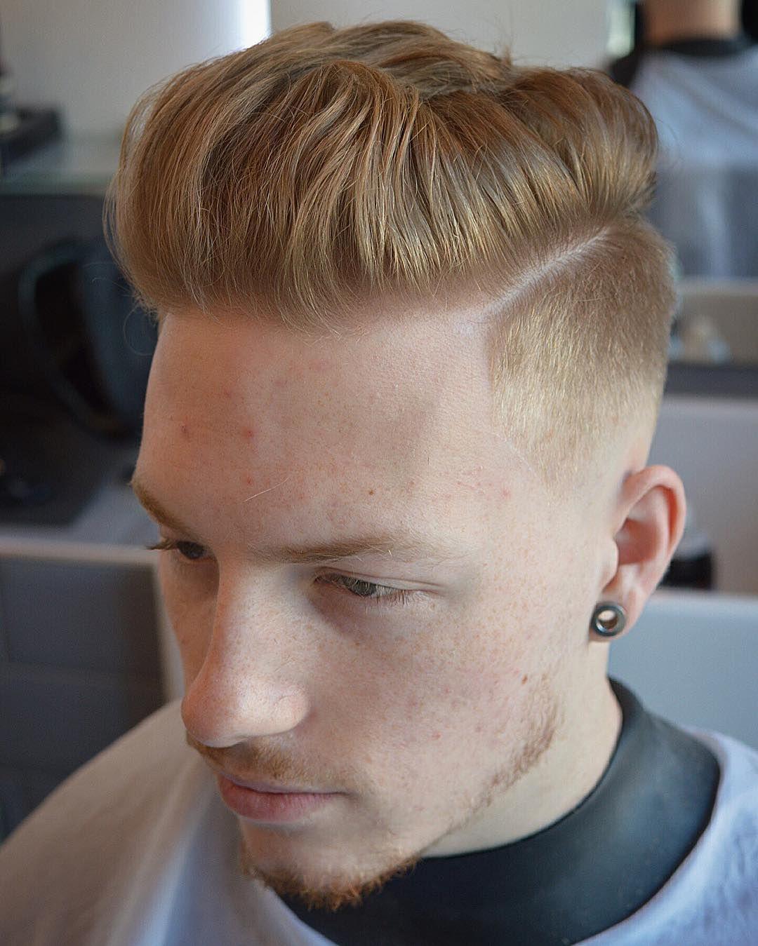 Mens short undercut haircut haircut by deakinandwhite iftveeiet menshair
