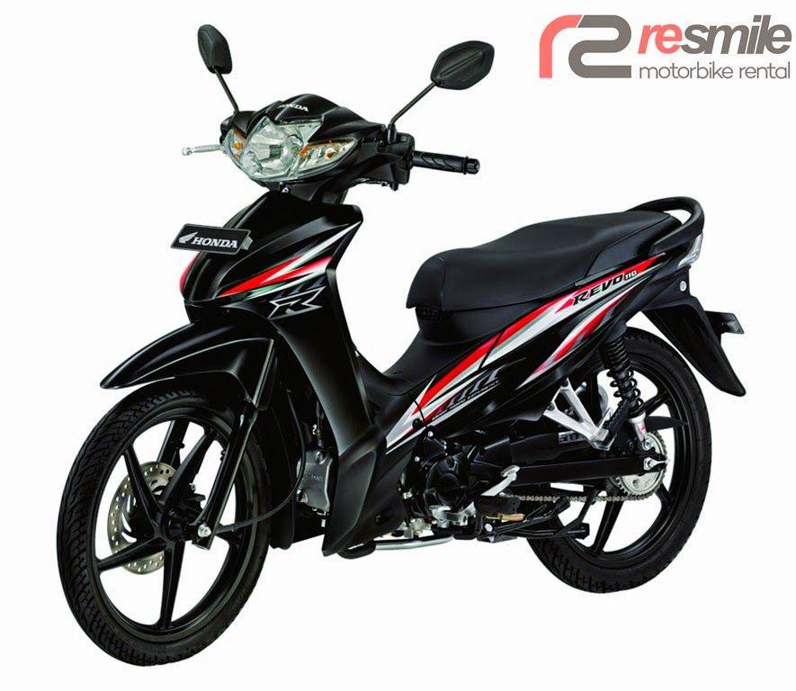 Tipe Motor Harga Sewa Motor Resmile Motorbike Rent Resmile