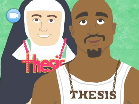 thesis flocabulary lyrics
