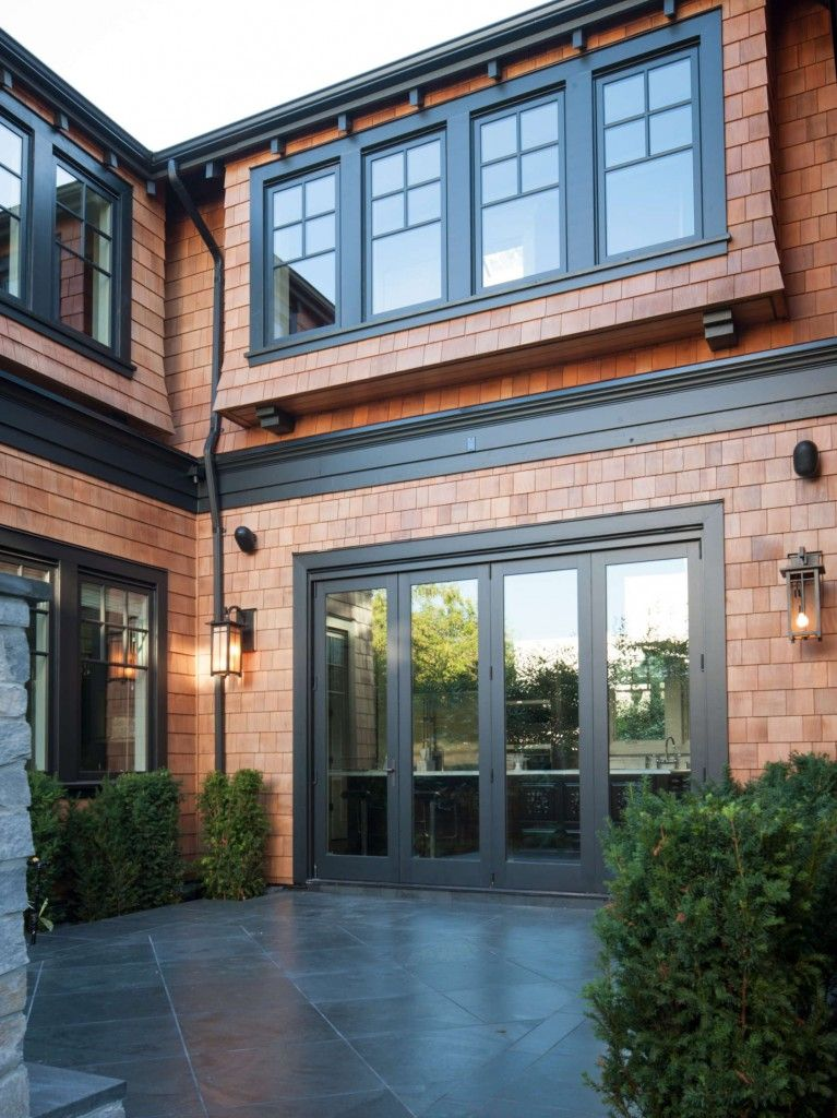 Photo Gallery Loewen Windows Graphite Color Exterior I Think