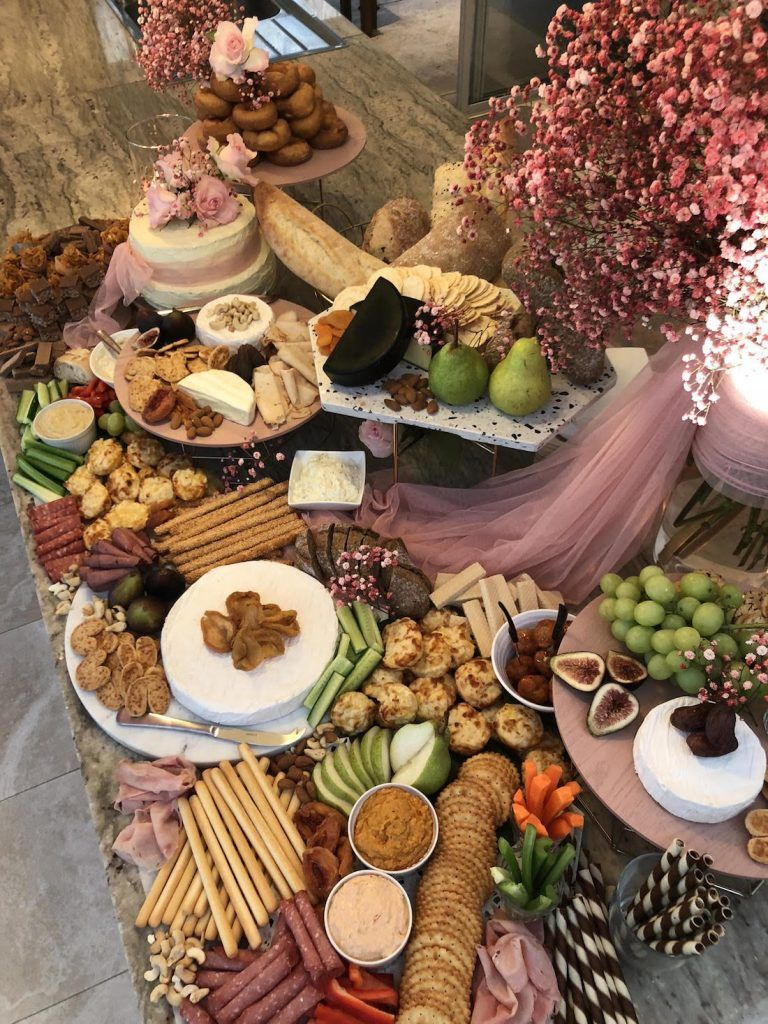 Grazing Table for Nicks birthday | Party food platters