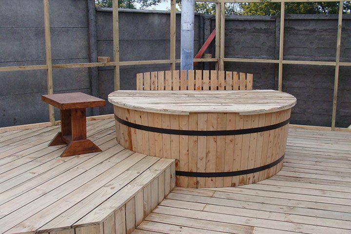 Terrazas de Madera, Terrazas Madera, Diseño de Terrazas Bio Bio - terrazas en madera
