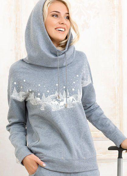 Модные женские свитера осень-зима 2018-2019 фото | Свитер ...