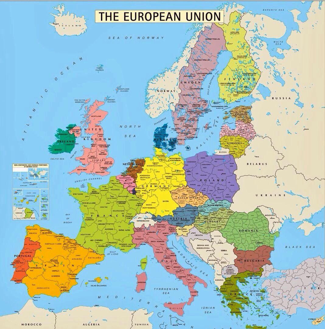 Map Of Europe And The Uk.Europe K Map Europe Ireland Uk Scotland Uk
