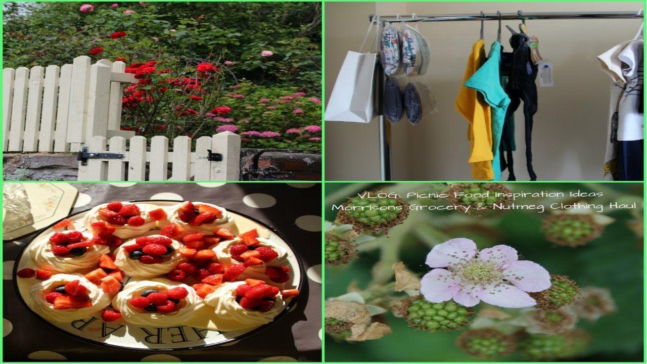 Food Picnic Inspiration Ideas