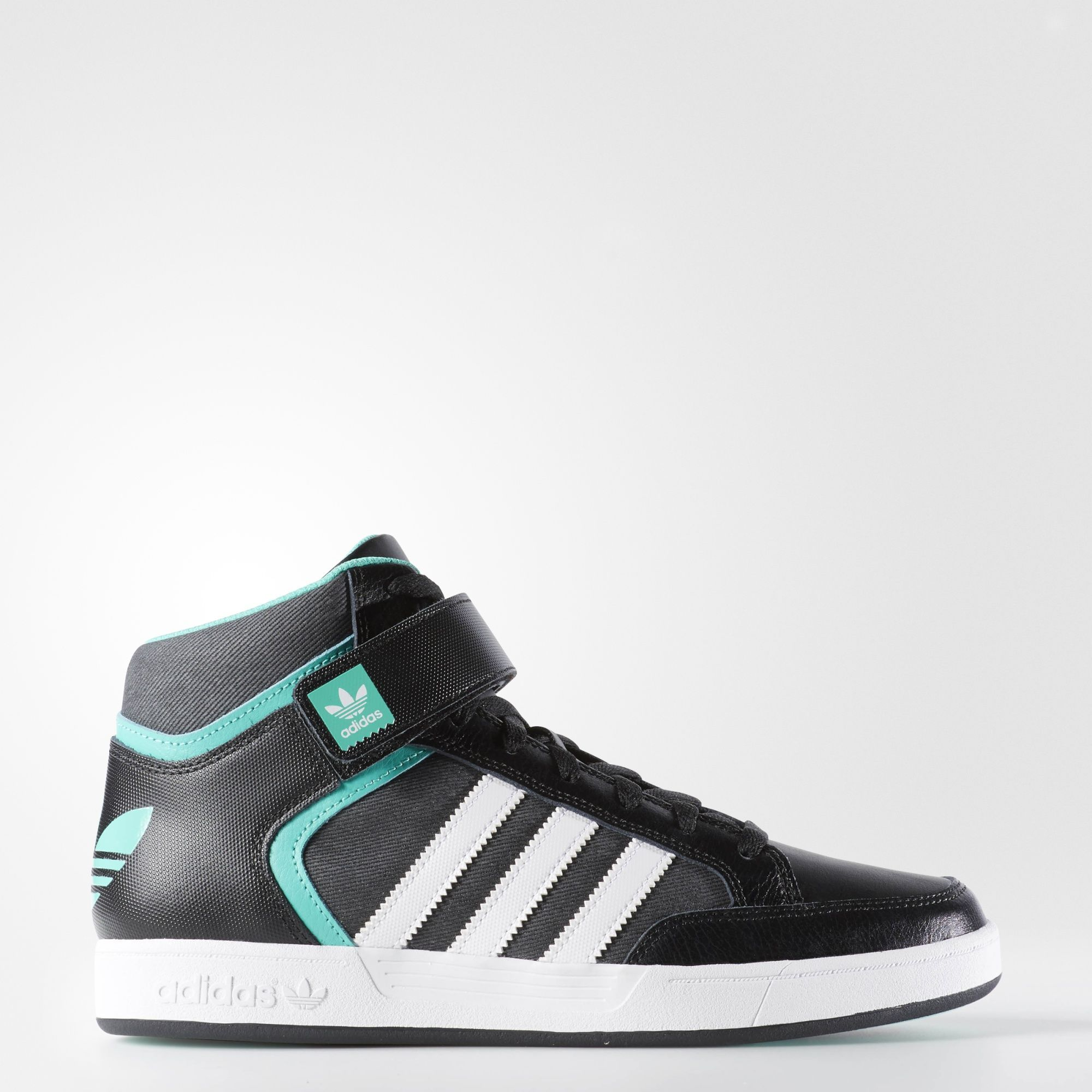 Zapatos negros Adidas Varial Mid para hombre C5DiqAp