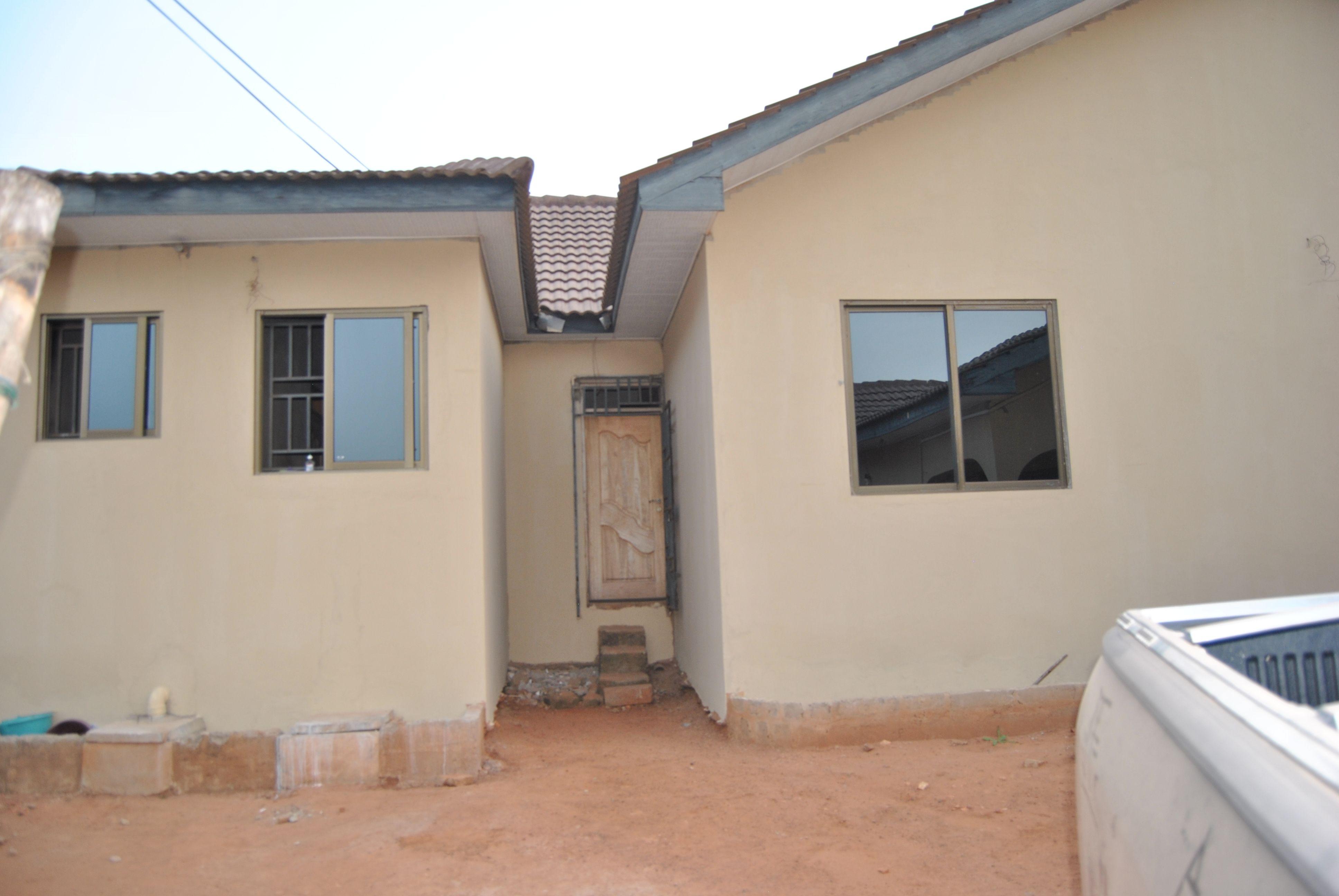 Sliding Window For Ghana Villa