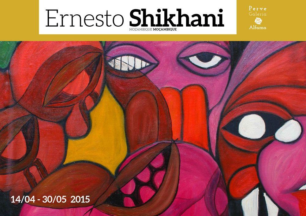 Ernesto Shikhani Nasceu No Dia 16 De Abril De 1934 Na Regiao De