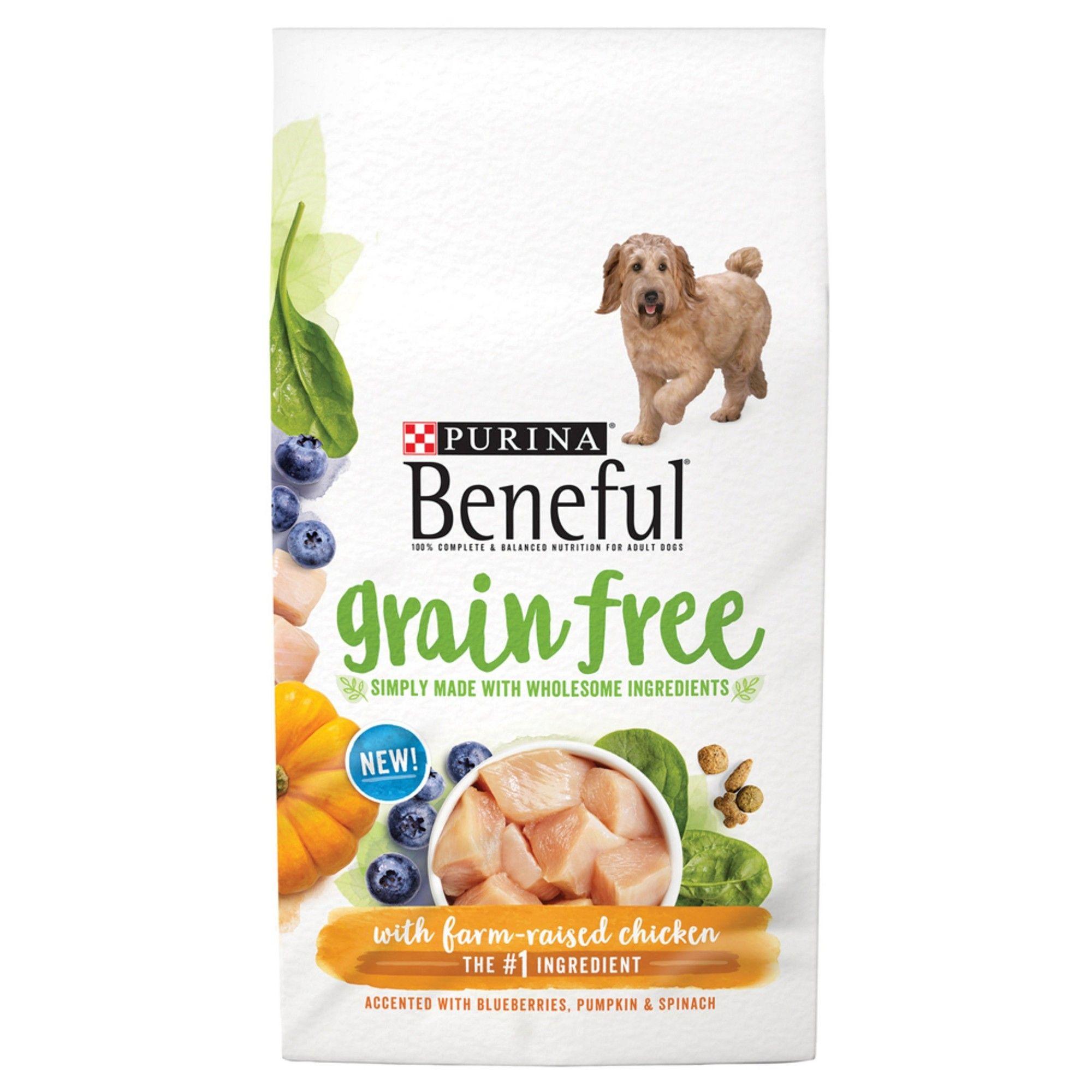 Beneful Grain Free Dry Dog Food 4 5lb Grain Free Dog Food Free
