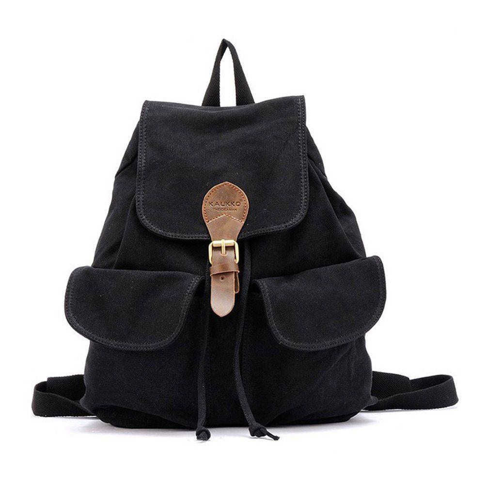 smarstar sac dos sac tyrolien havresac sac de voyage cartable toile femme dames filles la. Black Bedroom Furniture Sets. Home Design Ideas